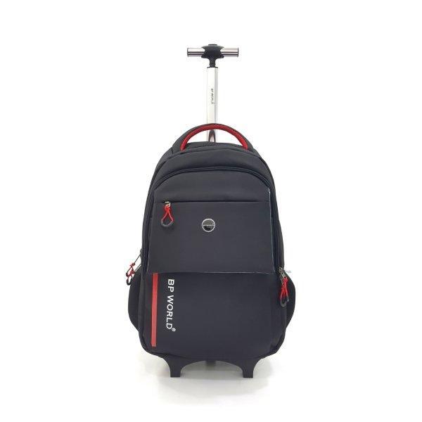 BP WORLD กระเป๋าเป้ รุ่น P8003 สีแดง