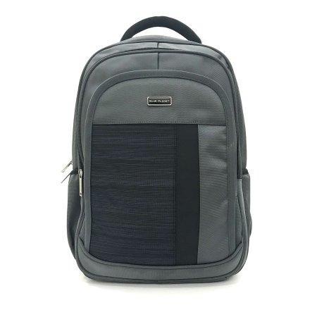 BLUE PLANET กระเป๋าเป้โน้ตบุ๊ค รุ่น PN1656 (สีเทา)