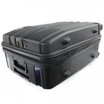 BP WORLD กระเป๋าเดินทาง 25 นิ้ว รุ่น 8003 - สีดำ