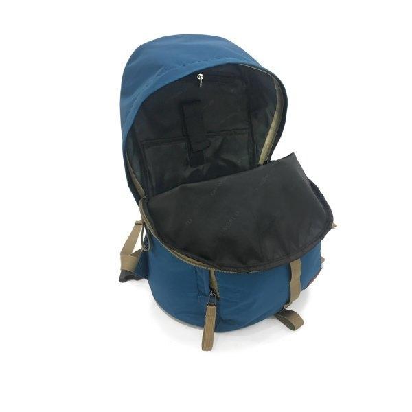 BP WORLD กระเป๋าเป้ รุ่น P6425 มี2สีให้เลือก สีดำ,สีฟ้า
