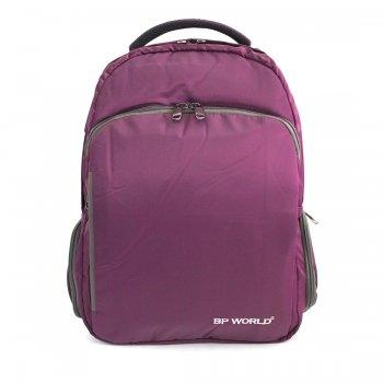 กระเป๋าเป้ โน๊ตบุ๊ค รุ่น PN103 (สีม่วง)
