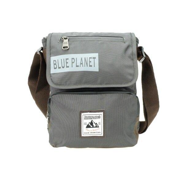 BP WORLD กระเป๋าสะพาย รุ่น B003 มีให้เลือก2สี ได้แก้ สีดำ และ สีเทา