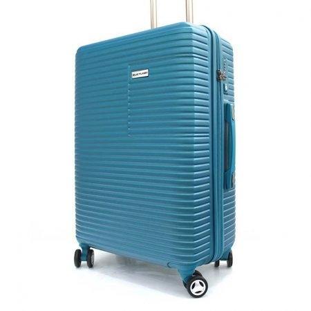 BLUE PLANET กระเป๋าเดินทาง รุ่น 147 ขนาด 25 นิ้ว สีฟ้า