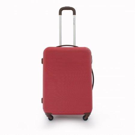BLUE PLANET กระเป๋าเดินทาง 25 นิ้ว รุ่น 8111 (สีแดง)