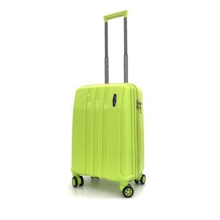 BP WORLD กระเป๋าเดินทาง 20 นิ้ว รุ่น 8003 - สีเขียว