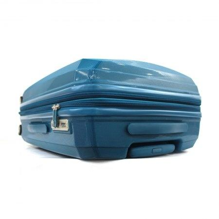 BP WORLD กระเป๋าเดินทาง 29 นิ้ว รุ่น 60014 (สีฟ้า)