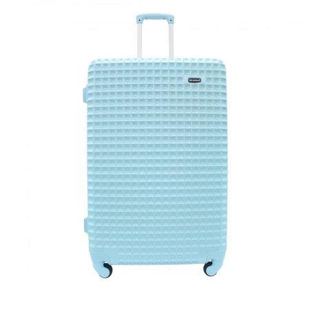 กระเป๋าเดินทาง รุ่น 5272 ขนาด 29 นิ้ว (สีฟ้า)