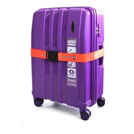สายรัดกระเป๋าเดินทาง แบบล็อค 3 รหัส ราคาพิเศษ 2 ชิ้น 499 บาท