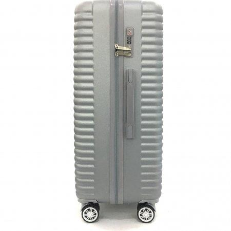 BLUE PLANET เซ็ทกระเป๋าเดินทาง รุ่น 12325 ไซส์ 28 สีเงิน