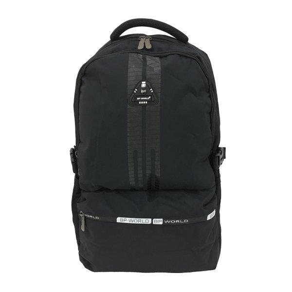 BP WORLD กระเป๋าเป้ รุ่น P988 มีให้เลือก2สี  สีดำ,แดง