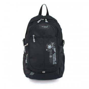 กระเป๋าเป้ รุ่น P1126 (สีดำ)