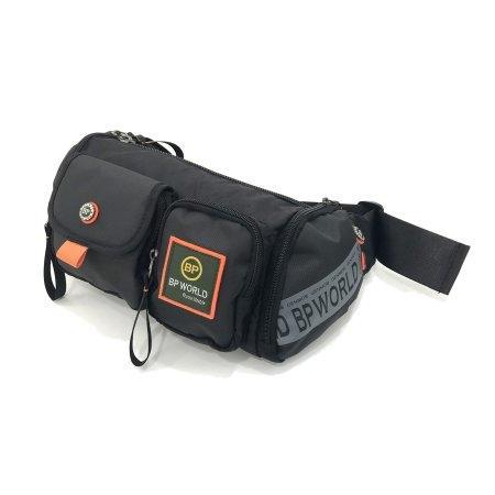กระเป๋าคาดเอว รุ่น C5836 (สีดำ)