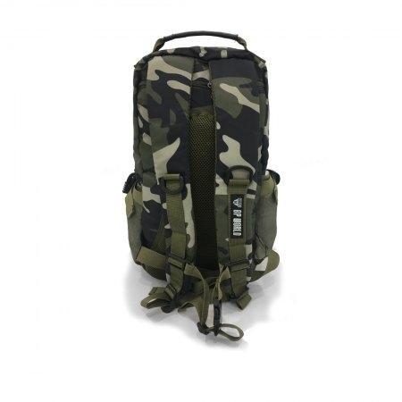 BP WORLD กระเป๋าเป้  CAMO Collection รุ่น   P6418- GS (สี ลายทหาร)