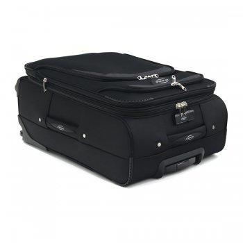 กระเป๋าเดินทาง 24 นิ้ว No. 1482 (สีดำ)