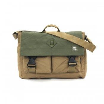 กระเป๋าสะพาย รุ่น B1303M (สีตาล)