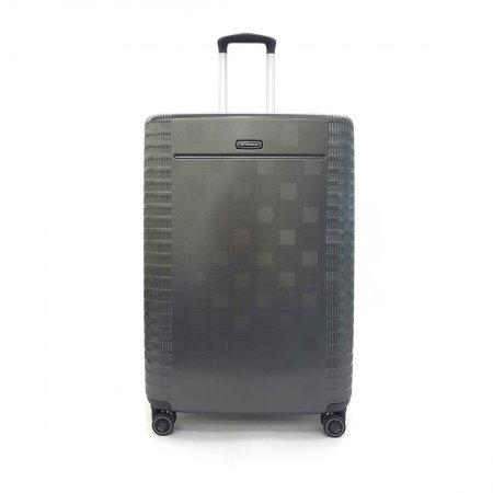 BP WORLD กระเป๋าเดินทาง รุ่น 8374  ขนาด 29  สีเทา