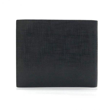 BP WORLD กระเป๋าธนบัตรหนังแท้ รุ่น BN1726 (สีดำ)
