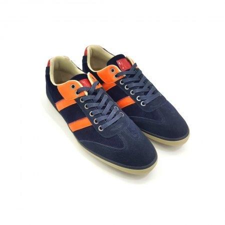 Mallard รองเท้าผ้าใบ Mallard รุ่น ML060C (สีน้ำเงิน)