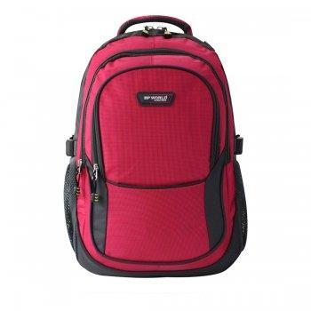 กระเป๋าเป้ โน๊ตบุ๊ค รุ่น PN017 (สีชมพู)