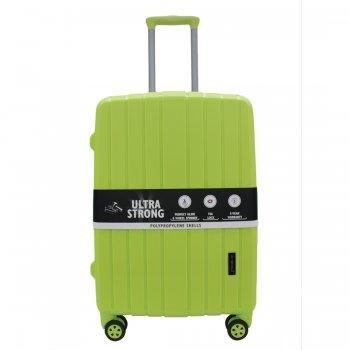 กระเป๋าเดินทาง 25 นิ้ว รุ่น 8004 - สีเขียว