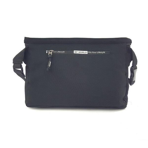 BP WORLD กระเป๋าสะพาย B6005 มีให้เลือก2สี ได้แก่ สีดำ,สีน้ำเงิน