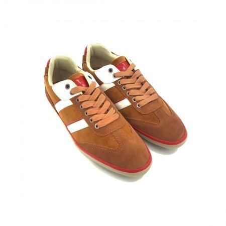 Mallard รองเท้าผ้าใบ Mallard รุ่น ML060C (สีน้ำตาล)
