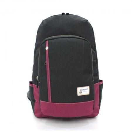 BP WORLD กระเป๋าเป้ รุ่น FINO P1408 (สีดำ)