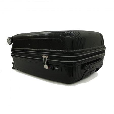 BP WORLD กระเป๋าเดินทาง รุ่น 8005 ขนาด 29 สีดำ