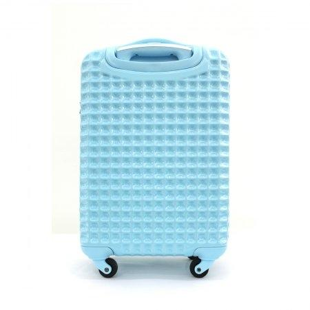 กระเป๋าเดินทาง รุ่น 5272 ขนาด 20 นิ้ว (สีฟ้า)