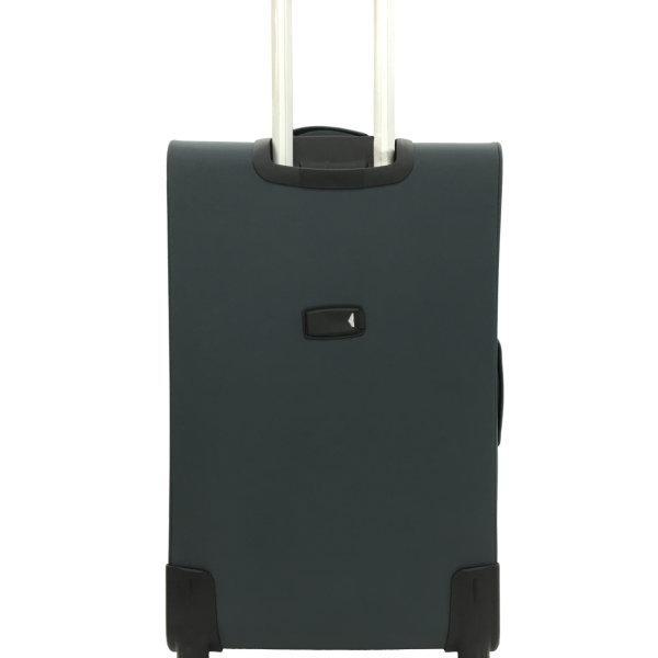 BP WORLD กระเป๋าเดินทาง รุ่น073 ขนาด28 นิ้ว สีเทา