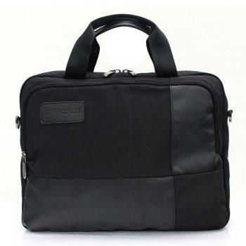 BP WORLD กระเป๋าเอกสาร รุ่น A44263 - สีดำ