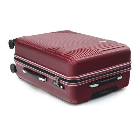 BP WORLD กระเป๋าเดินทาง 25 นิ้ว รุ่น 18252 (สีแดง)