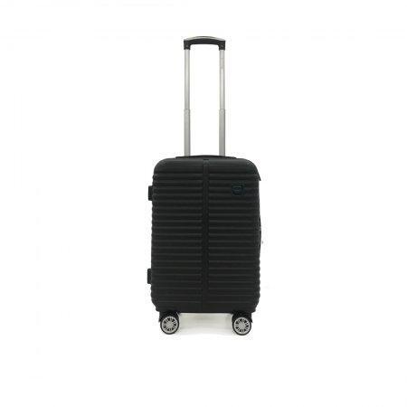 BLUE PLANET เซ็ทกระเป๋าเดินทาง รุ่น 12325 ไซส์ 20 สีดำ
