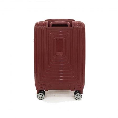 BP WORLD กระเป๋าเดินทาง รุ่น 8005  ขนาด 25  สีแดง