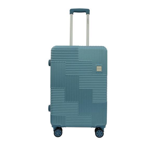 BLUE PLANET กระเป๋าเดินทาง รุ่น Champion 901 ขนาด 24 นิ้ว