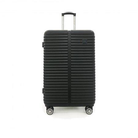 BLUE PLANET เซ็ทกระเป๋าเดินทาง รุ่น 12325 ไซส์ 28 สีดำ