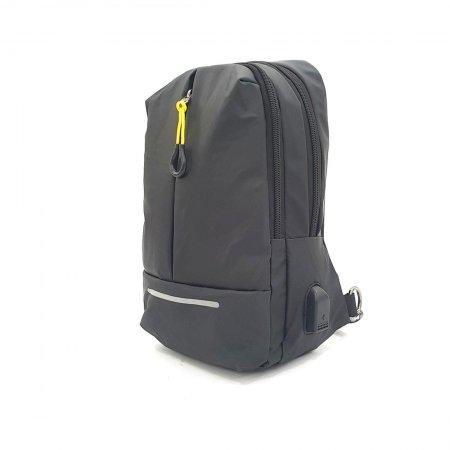 BP World กระเป๋าคาดอด รุ่น C1038 (สีดำ)