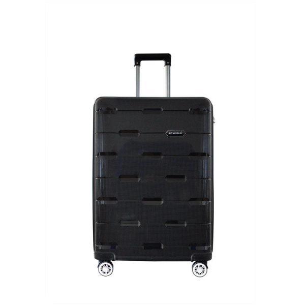 BP WORLD กระเป๋าเดินทาง 20 นิ้ว รุ่น 8008 สีดำ