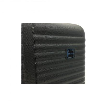 BLUE PLANET เซ็ทกระเป๋าเดินทาง รุ่น 12325 ไซส์ 24 สีดำ