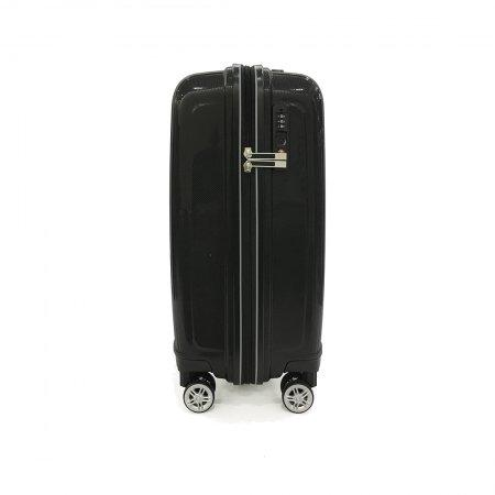 BP WORLD กระเป๋าเดินทาง รุ่น 8005 ขนาด 25 สีดำ