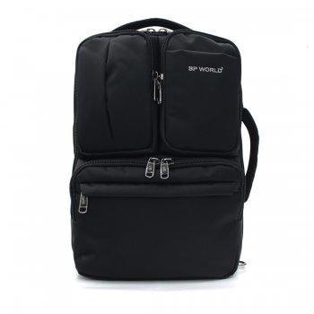 กระเป๋าเป้ โน๊ตบุ๊ค รุ่น PN3191 (สีดำ)