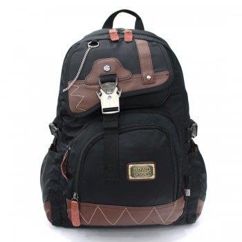 กระเป๋าเป้ รุ่น P9188 (สีดำ)