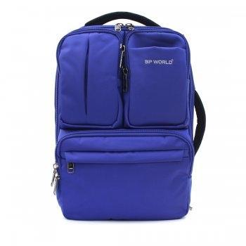 กระเป๋าเป้ โน๊ตบุ๊ค รุ่น PN3191 (สีน้ำเงิน)