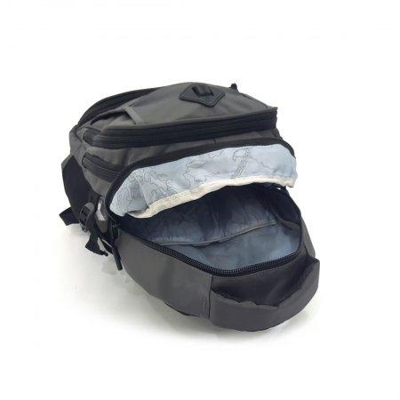 BLUE PLANET กระเป๋าเป้ รุ่น P1110 (สีเทา)