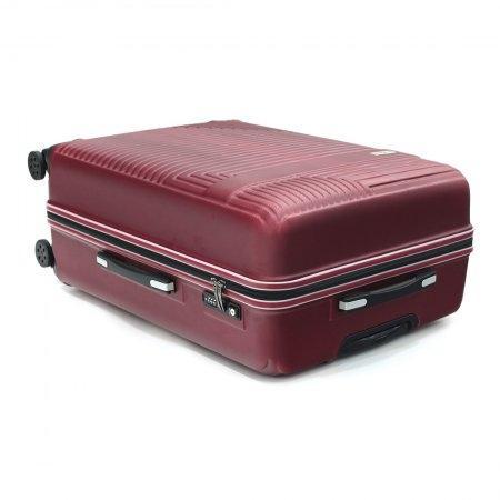 BP WORLD กระเป๋าเดินทาง 29 นิ้ว รุ่น 18252 (สีแดง)