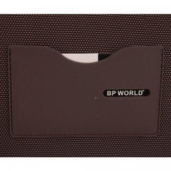 BP WORLD กระเป๋าเดินทาง 20 นิ้ว No. 1186 - สีตาล