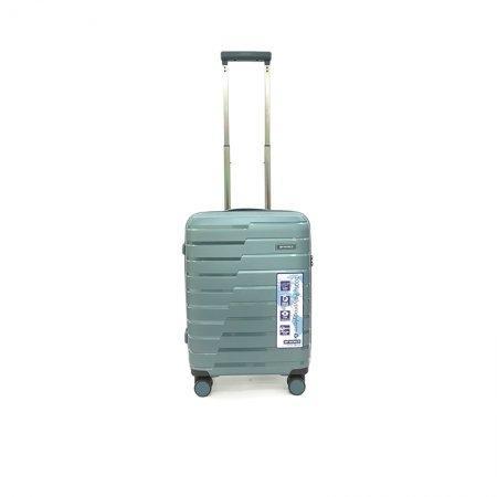 BP WORLD กระเป๋าเดินทาง รุ่น8505 ขนาด20นิ้ว สีฟ้า