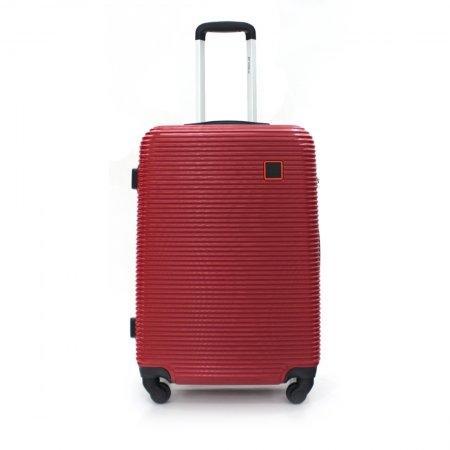 BP WORLD กระเป๋าเดินทาง 25 นิ้ว รุ่น 10053 (สีแดง)