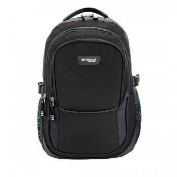 กระเป๋าเป้ โน๊ตบุ๊ค รุ่น PN017 (สีดำ)