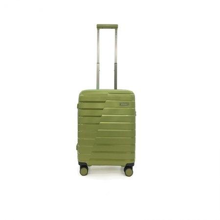 BP WORLD กระเป๋าเดินทาง รุ่น8505 ขนาด20นิ้ว สีเขียว